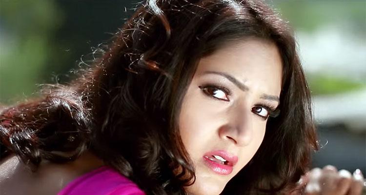 Model / Actress Barsha Siwakoti