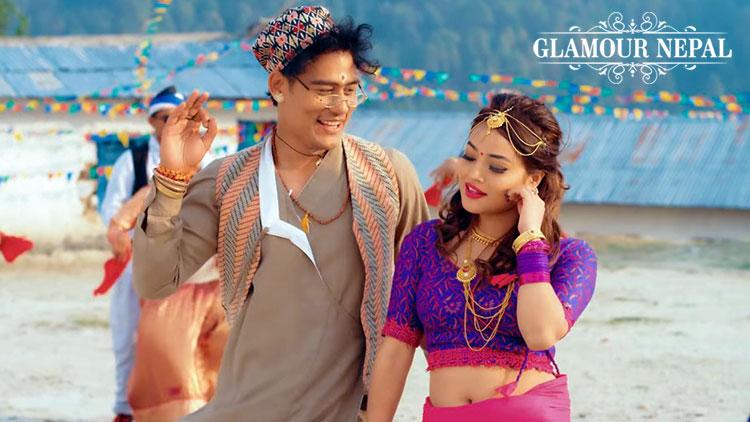Sandhya KC Anoop Bikram Shahi