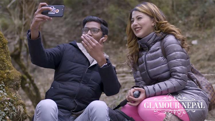 Najir Husem and Samragyee RL Shah | Nepali Movie TIMI SANGA