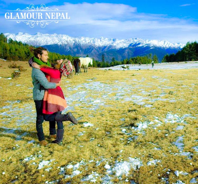 Pradeep Aaslesha Preem Geet 2 Pic